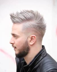 Hair Color and Hair Dye Ideas for Men