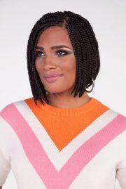 box braid short hairstyles