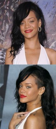 flaunting rihanna hairstyles inspiration