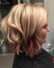 popular blonde hairstyles