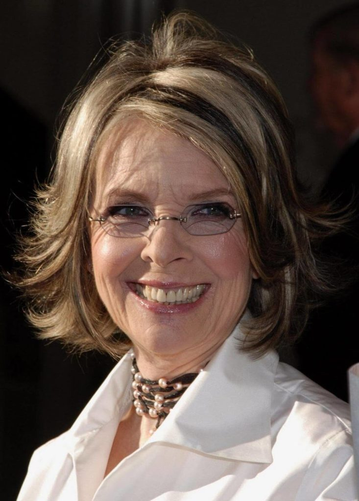 26 Diane Keaton Hairstyles for Women Over 50