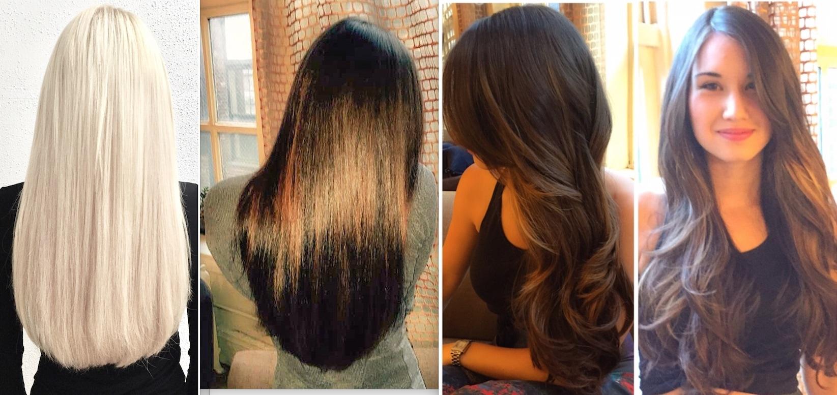 In NYC Great Lengths Hair Extension Specialist Devon Nola