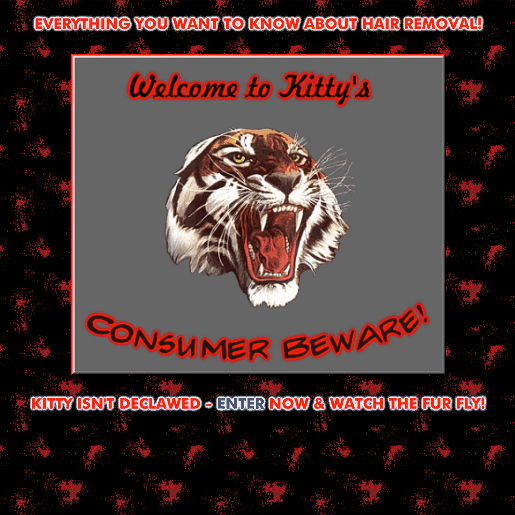 """Kitty"" from Kitty's Consumer Beware has died"