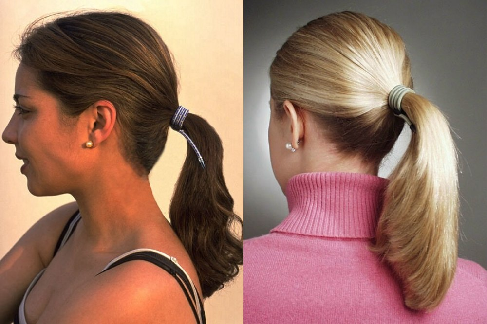 The Best Ponytails And An All Day Hold For Your Ponytail
