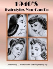 books vintage hairstyles