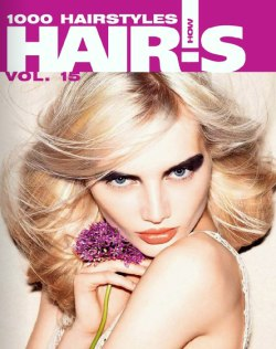 Books with hairstyles and haircuts including Inspire Quarterly Volumes