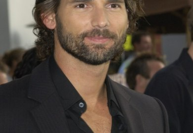 Long Curly Hair On Men