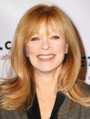 frances fisher long hairstyle