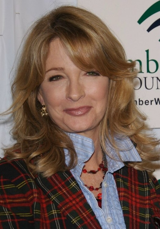 Deidre Hall Simple Carefree Hairstyle And How To Look Younger