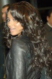 ciara wearing hair long