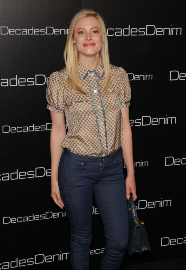 Gillian Jacobs Straight And Satiny Long Hairstyle For