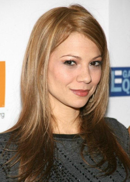 Tamara Braun Easy To Keep Hairstyle For Long Straight Hair