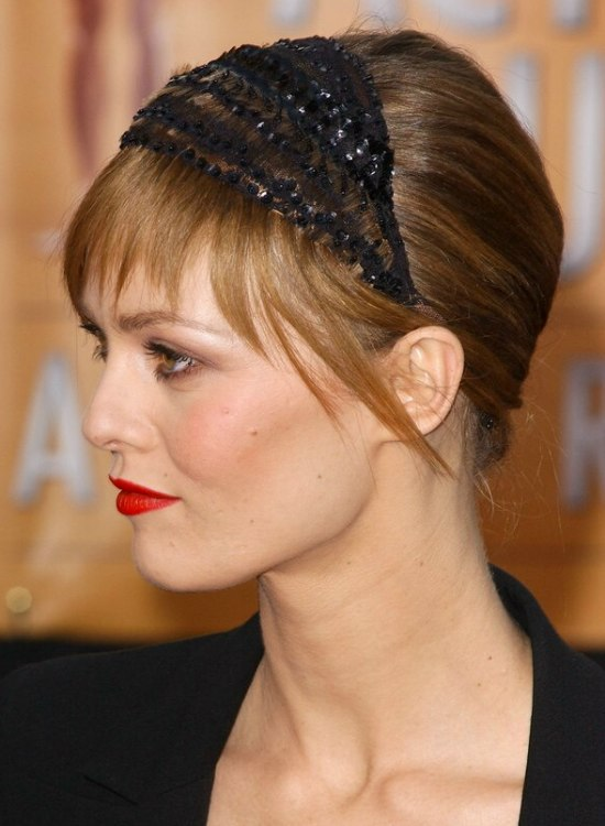 Image Result For Short Hair And Headbands