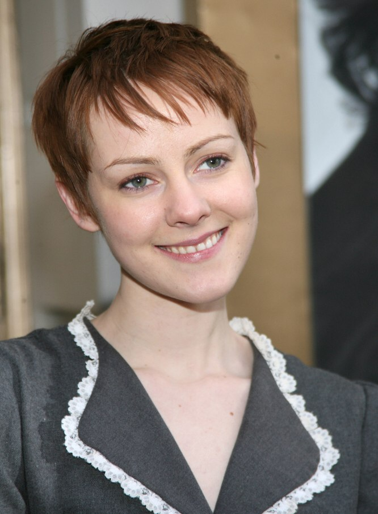 Jena Malones Super Short Pixie Haircut And Shailene