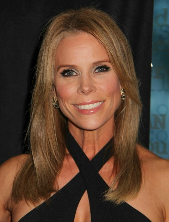 Cheryl Hines Hair Color That Makes Hair Appear Thicker