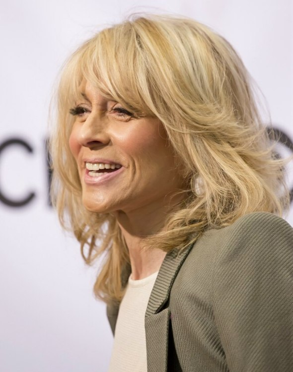 Judith Light Modern Shoulder Length Bob And A Hair Color