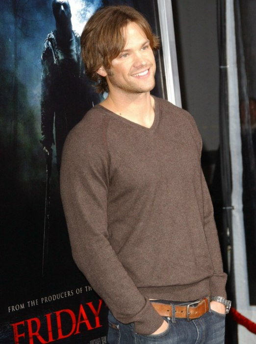 How To Cut Jared Padalecki's Hairstyle Shaggy Men's Hairstyle