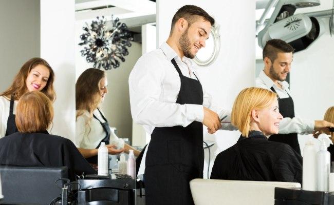 Male Or Female Hairdresser