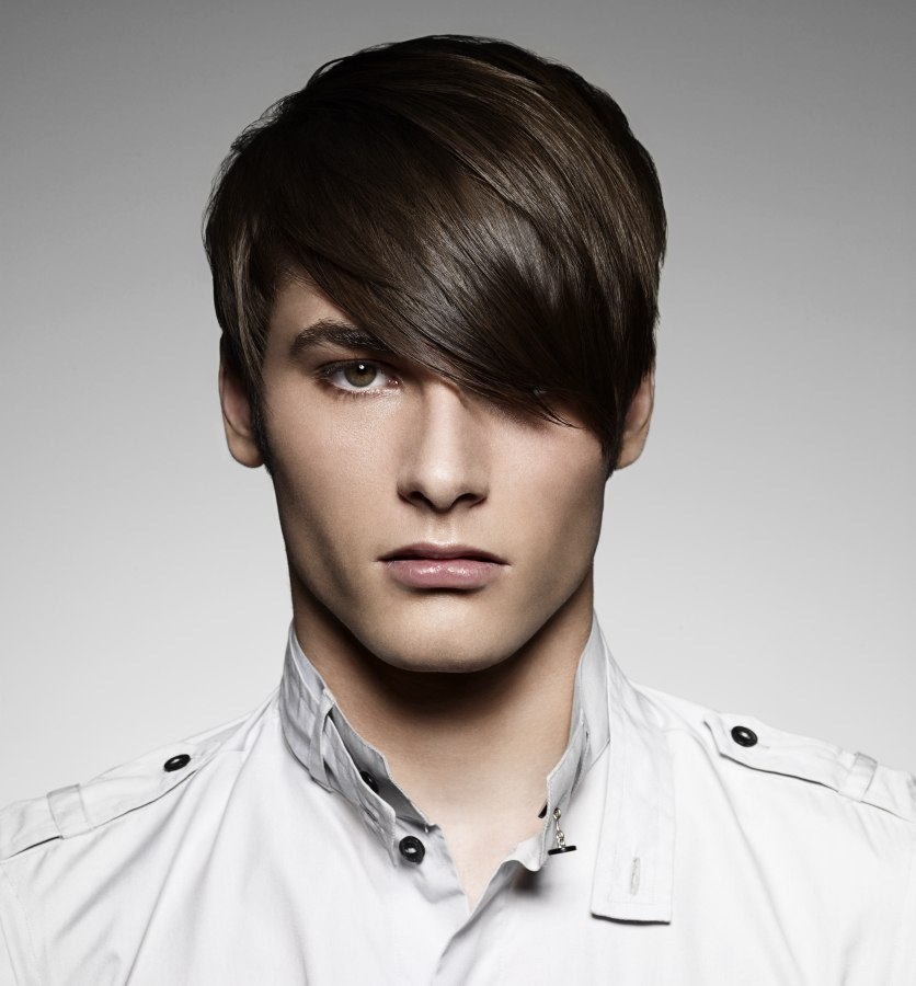 Short Korean Hairstyles For Men