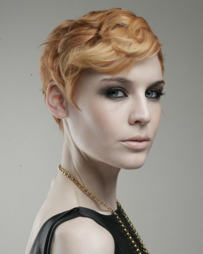 1920s Flapper Hairstyles For Short Hair Easy Casual Hairstyles