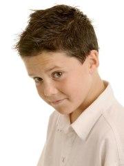 children's hairstyles with short