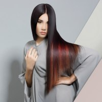 Hairstyles With Streaks Of Color - HairStyles