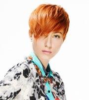 flexible short fashion hairstyle