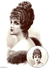 hairstyles of 1915