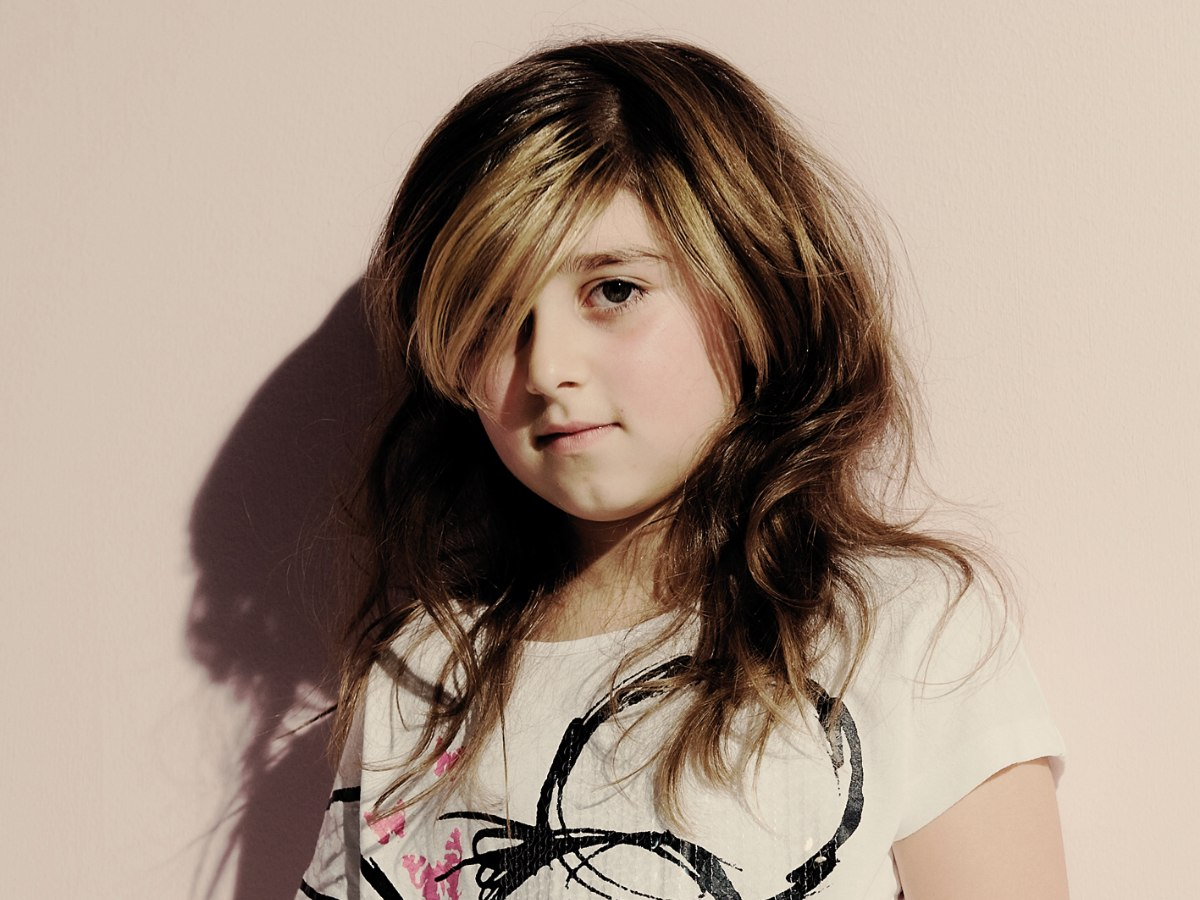 Easy Hairstyles For Little Girls With Long Hair Page 1