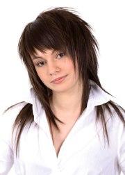 uneven haircut - haircuts