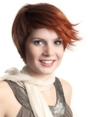 easy home party hairstyle