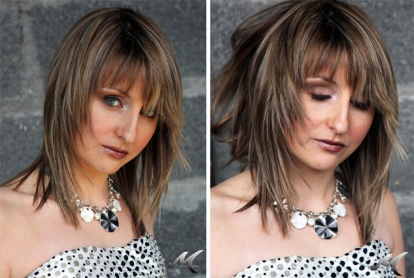 30 Hairstyles Feathered Around Face Hairstyles Ideas Walk The Falls