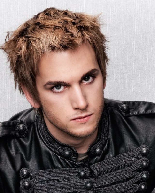 cool hairstyle 2014: choppy hairstyles men