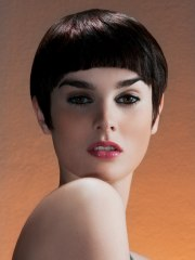 fashioned short hairstyles