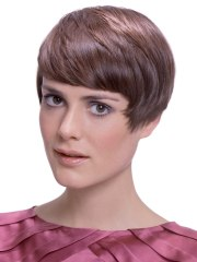 short retro 50s haircut with fanned