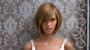fancy bob with asymmetry and