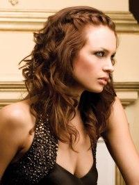 Forehead Braid Hairstyles | Fade Haircut