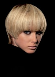 purdey cut short hairstyle
