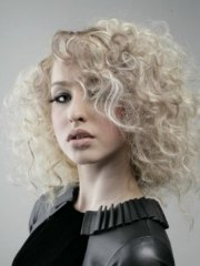 youthful hairstyle striking