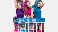 Temporary Hair Color Products Wash Easybrush Hair Color ...