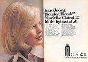 clairol blondest blonde vintage