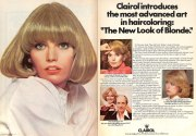 clairol 1970s ad
