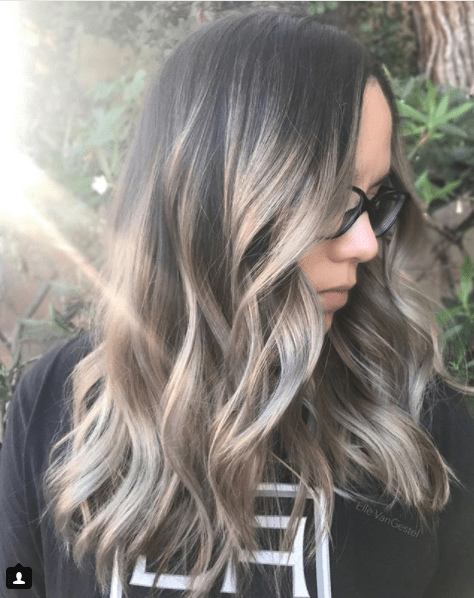 winter ash blonde