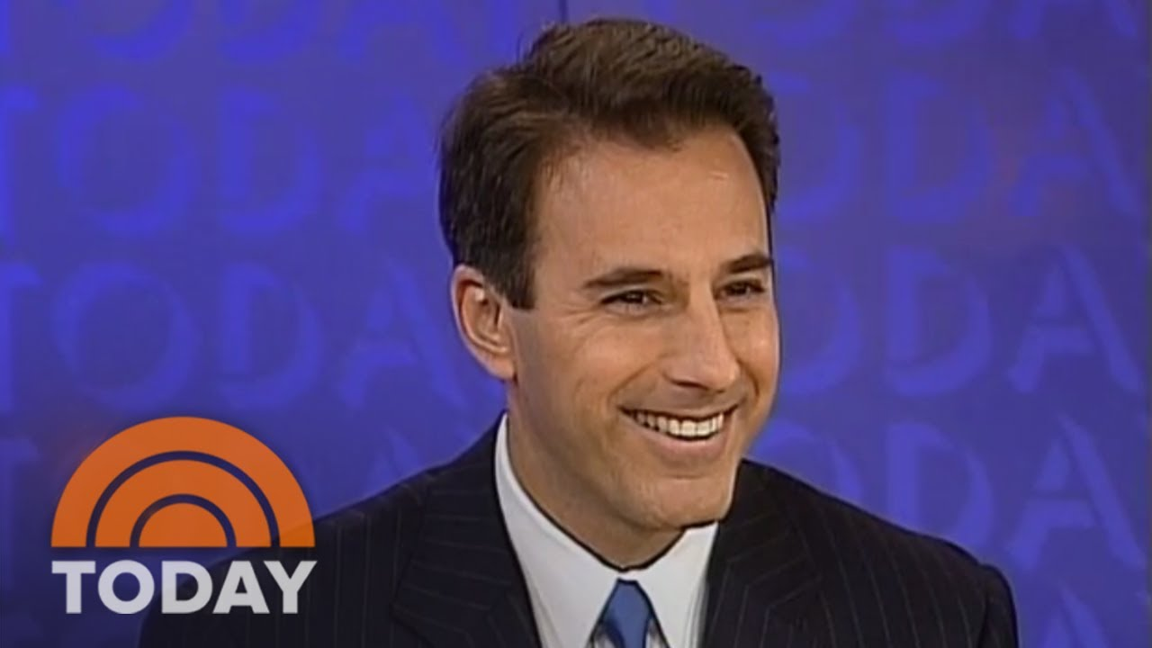 Forget About Matt Lauers Crimes Lets Talk About His Hairline