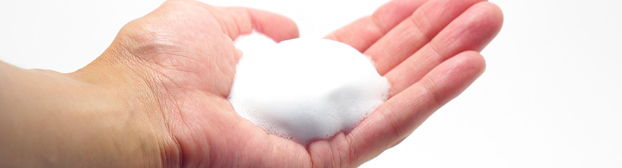 Rogaine VersaFoam Technology  Increased Absorption