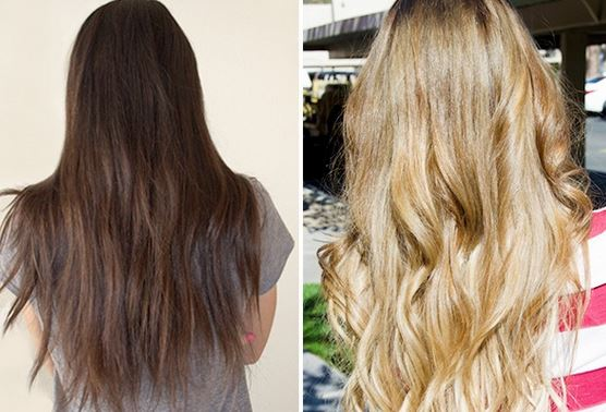 Does Hydrogen Peroxide Bleach Hair How To Lighten Hair
