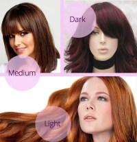 Cinnamon Hair Color Light, Dark, Chart, Formula, Caramel ...