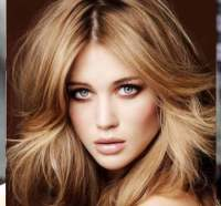 Honey Blonde Hair Color Dye, Chart, Highlights on Black ...