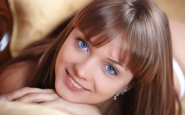 Best Hair Color For Blue Eyes And Fair