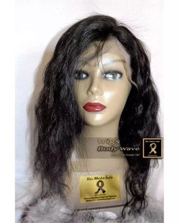 indian lace front wig